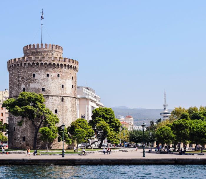 que ver en Salónica